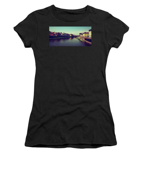 Firenze Women's T-Shirt (Junior Cut) by Joseph Westrupp