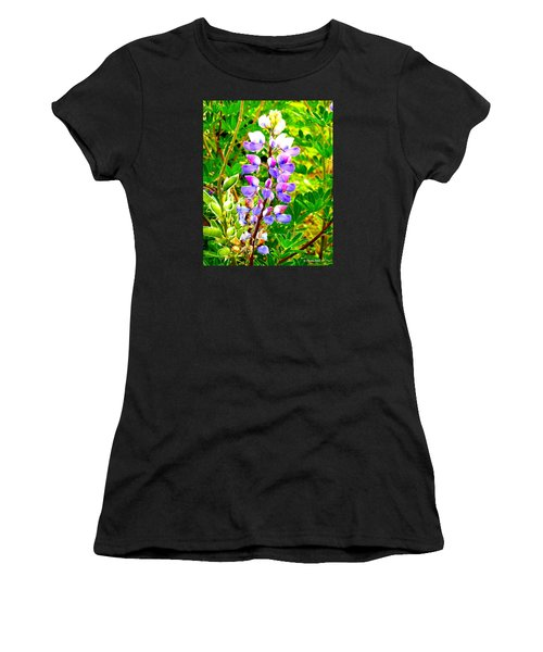 Fireweed Women's T-Shirt (Athletic Fit)