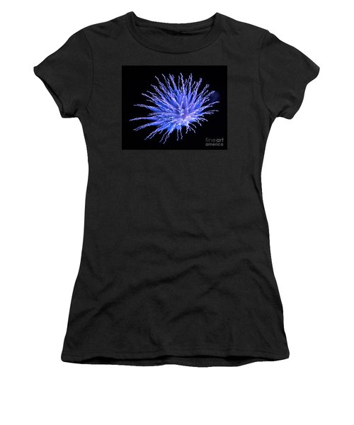 Firework Blue Women's T-Shirt