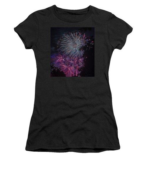 Fireworks 4 Women's T-Shirt