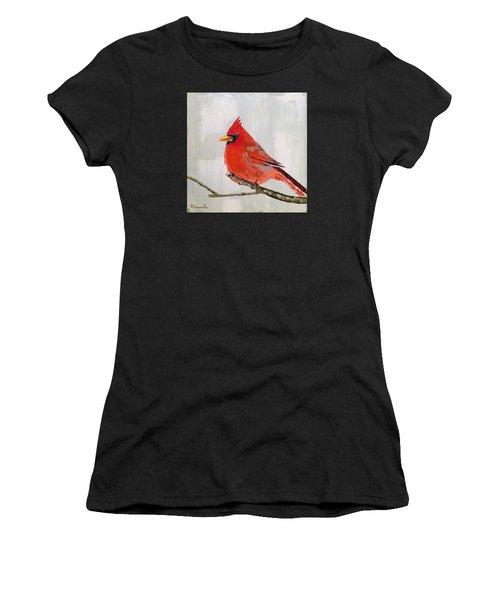 Firey Red Women's T-Shirt