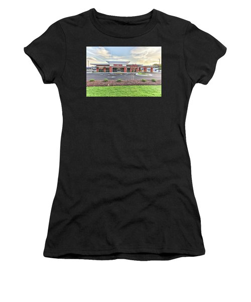 First Bank 4 Women's T-Shirt (Athletic Fit)