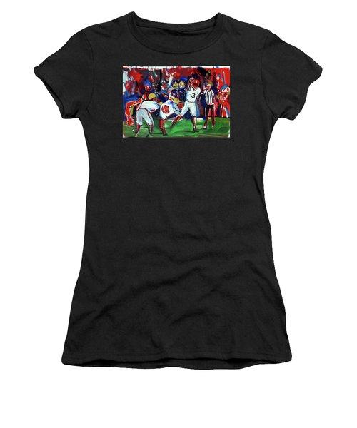 First Down Women's T-Shirt