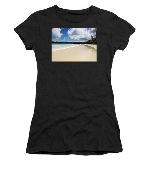 First Footprints Women's T-Shirt