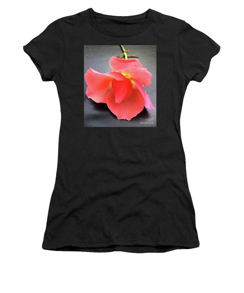 First Rose  Women's T-Shirt