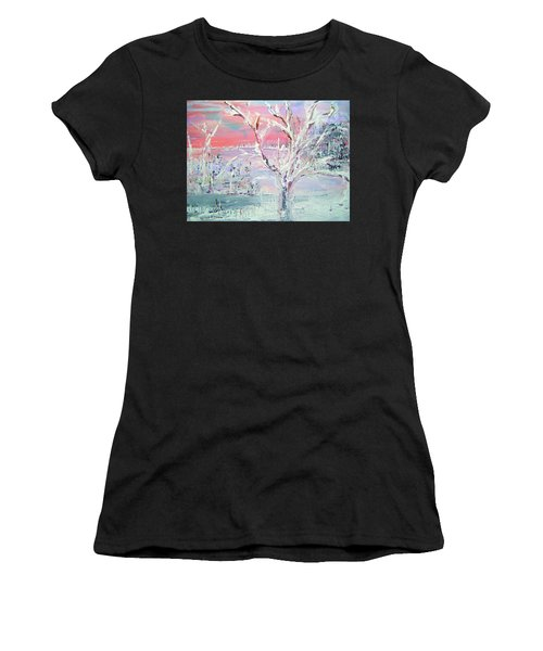 First Snow Women's T-Shirt