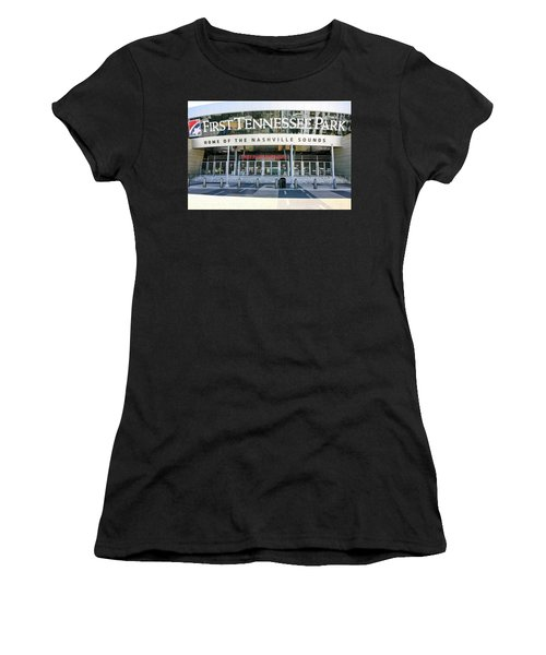 First Tennessee Park, Nashville Women's T-Shirt