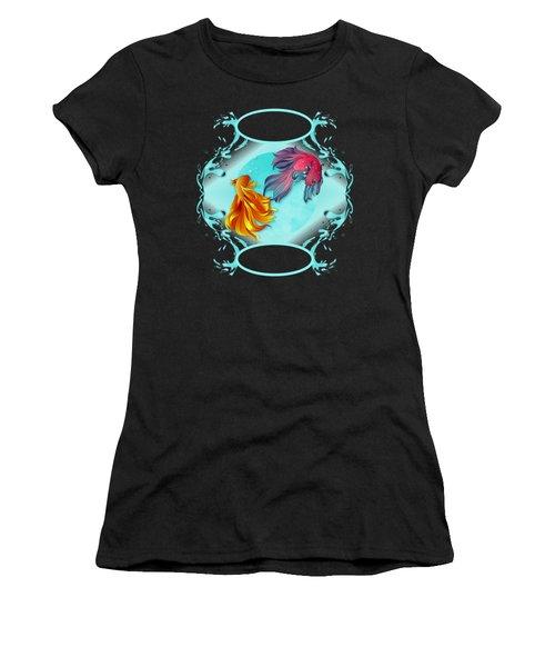 Fish Bowl Fantasy Women's T-Shirt