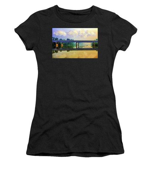 Fishin' For Angels Women's T-Shirt