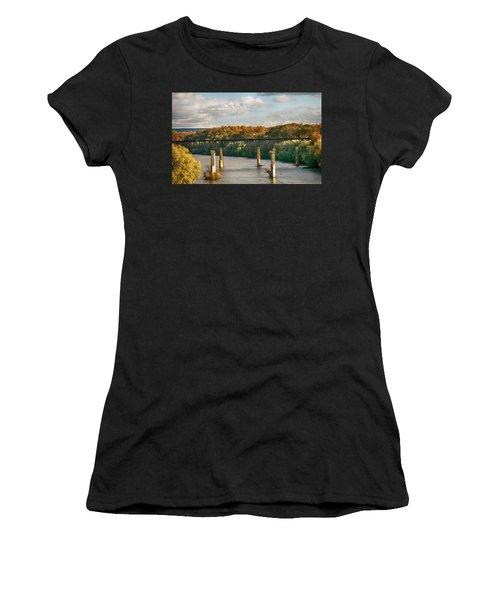 Five Pillars Women's T-Shirt (Athletic Fit)