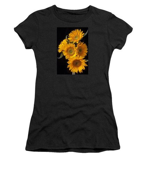 Five Sunflowers Women's T-Shirt