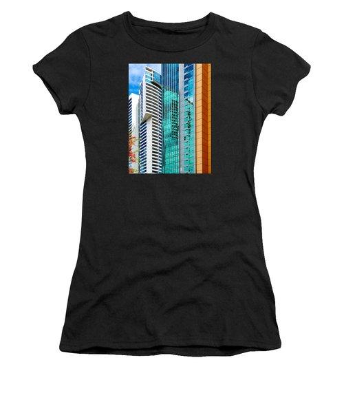 Fla-150531-nd800e-25116-color Women's T-Shirt (Athletic Fit)