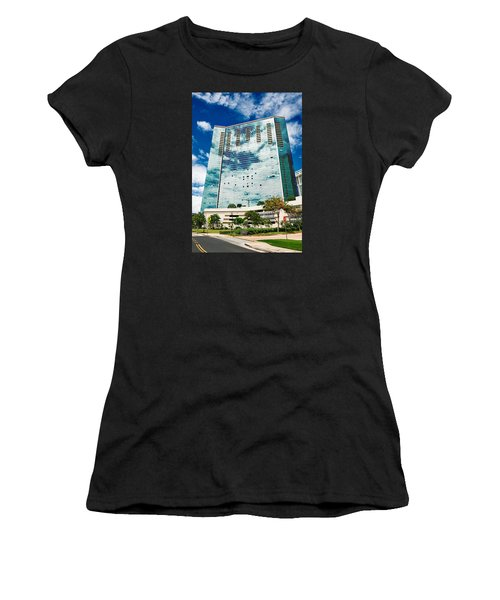 Fla-150531-nd800e-25120-color Women's T-Shirt (Athletic Fit)