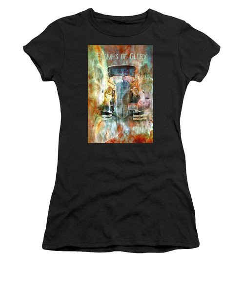 Flames Of Glory Women's T-Shirt