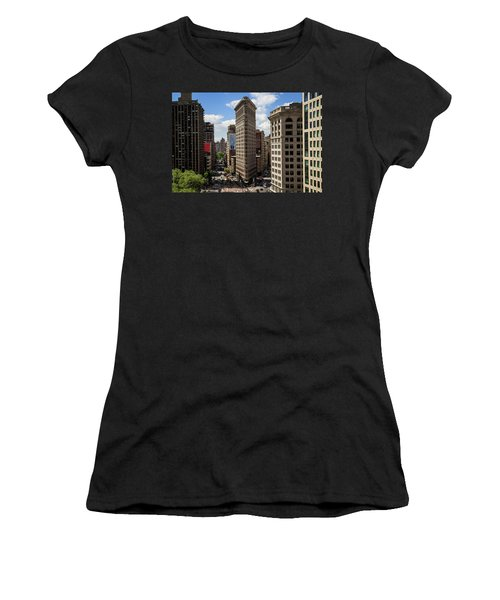 Flat Irion  Women's T-Shirt