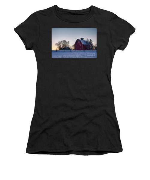 Flathead Valley Dawn Women's T-Shirt