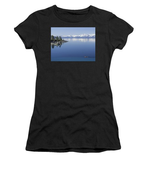 Flatwater Kayak Women's T-Shirt