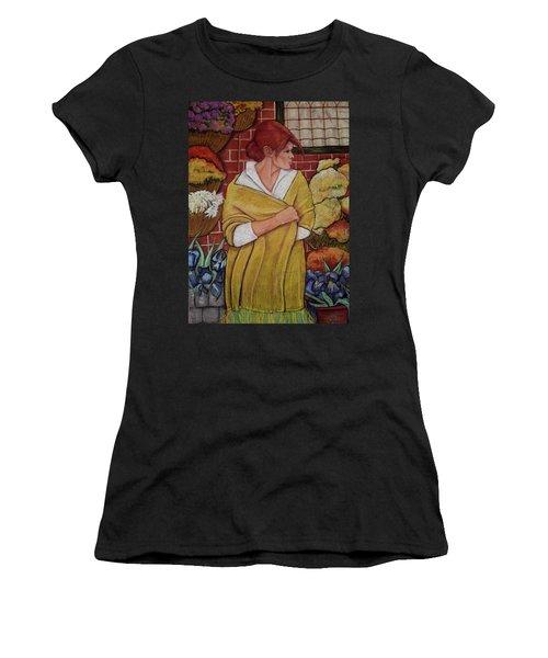 Fleurs Du Provance Women's T-Shirt (Athletic Fit)