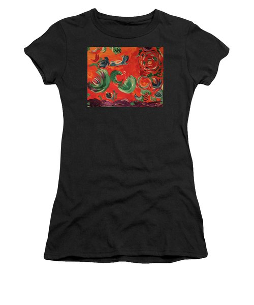 Flight Of Lotus Women's T-Shirt