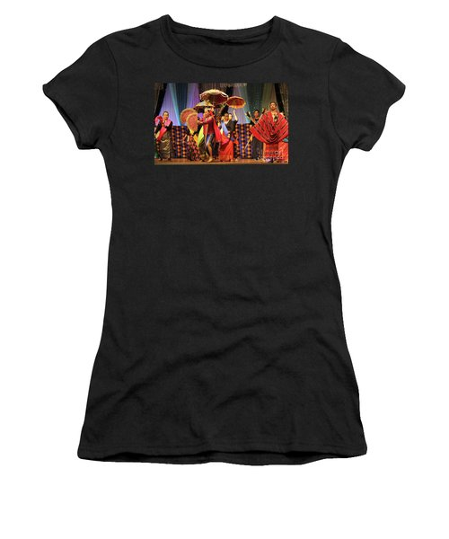 Filippo Pre-wedding Dance Women's T-Shirt (Athletic Fit)