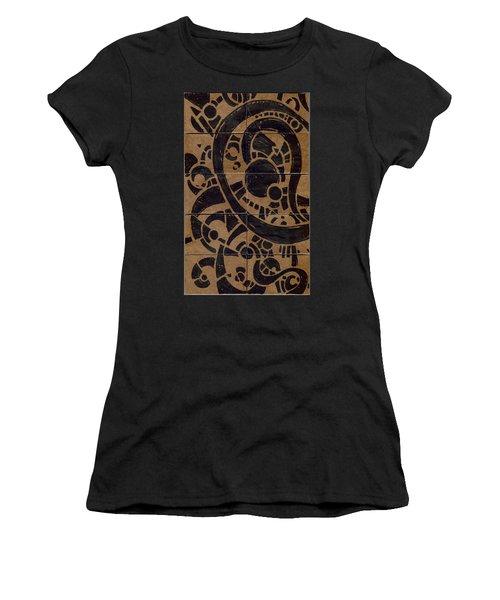 Flipside 1 Panel A Women's T-Shirt