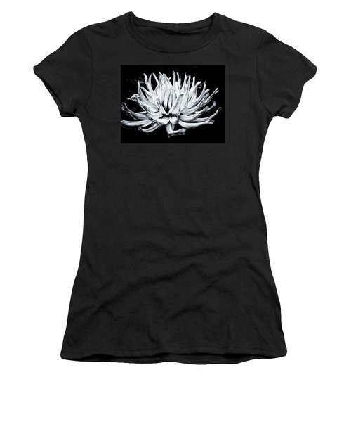 Floating Women's T-Shirt (Athletic Fit)