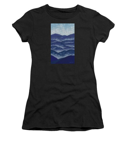 Floating Mist Women's T-Shirt