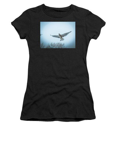 Floating On Hope  Women's T-Shirt