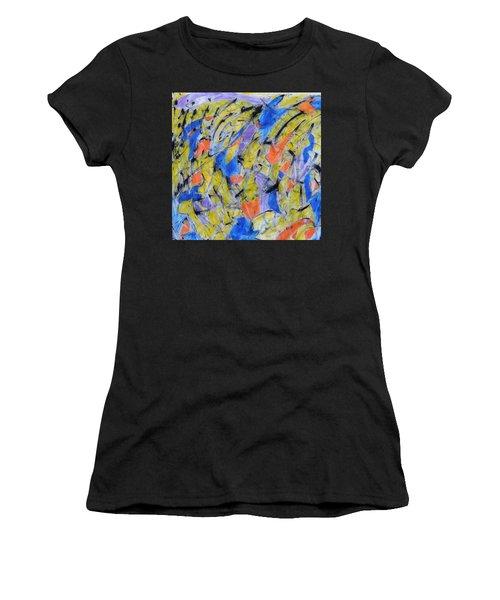 Flood Gate Of Joy Women's T-Shirt (Athletic Fit)