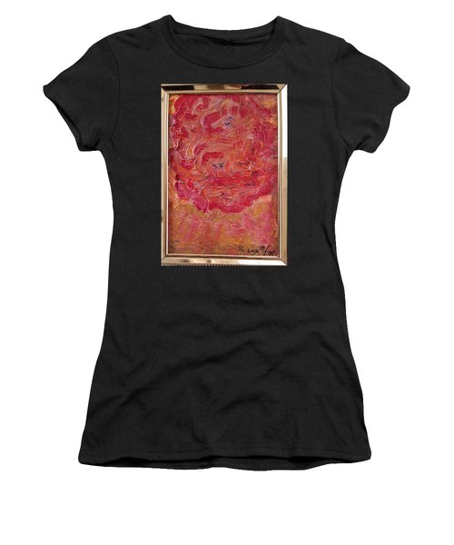Floral Abstract 1 Women's T-Shirt