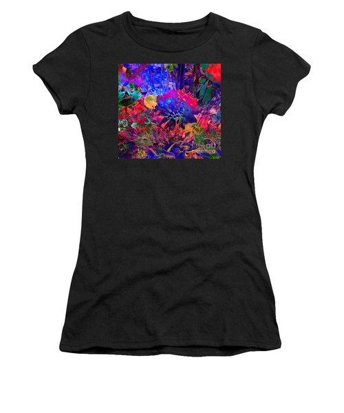 Floral Dream Of Summer Women's T-Shirt