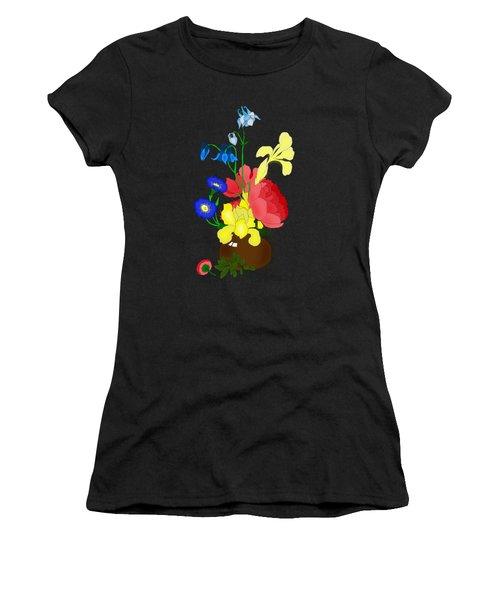 Floral Still Life 1674 Women's T-Shirt