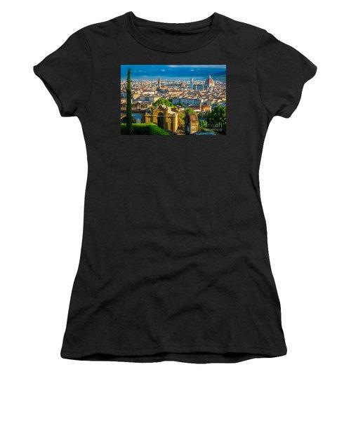 Florentine Vista Women's T-Shirt