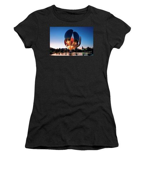 Women's T-Shirt (Junior Cut) featuring the photograph Florialis Generica I by Bernardo Galmarini