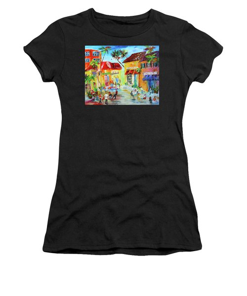Florida Cafe Women's T-Shirt