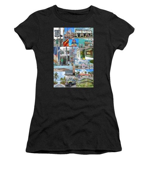 Florida Key West Collection Women's T-Shirt