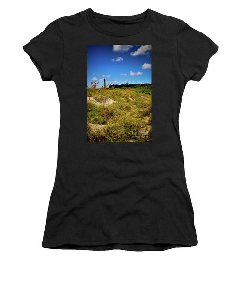 Florida Lighthouse  Women's T-Shirt (Athletic Fit)