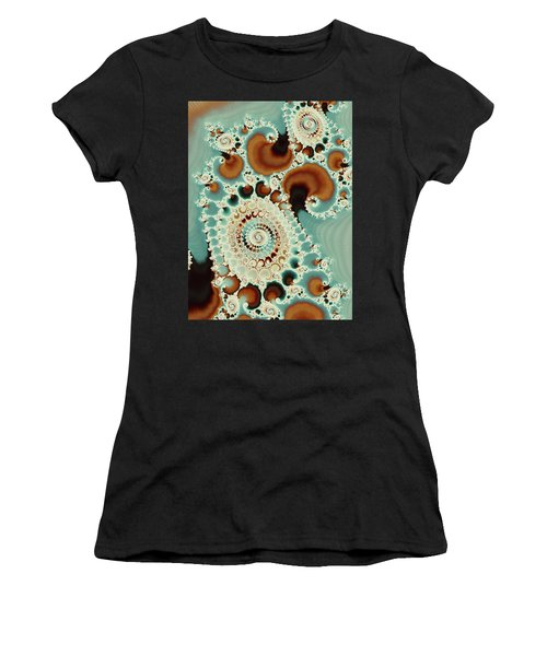 Flow Of Consciousness Women's T-Shirt (Athletic Fit)