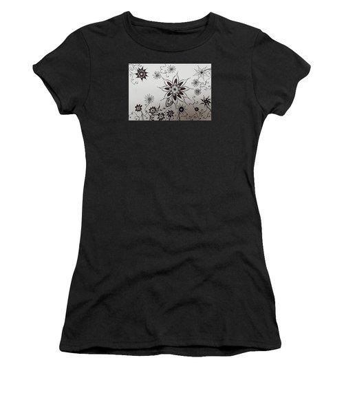 Flower 10 Women's T-Shirt (Athletic Fit)