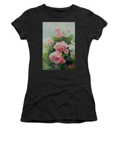 Flower 11 Women's T-Shirt (Athletic Fit)