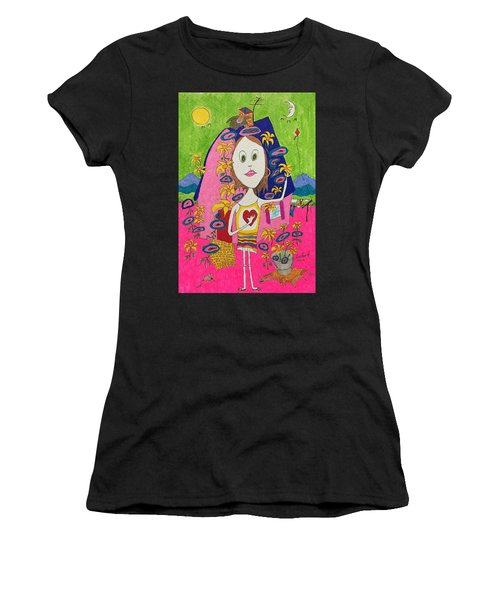 Flower Child Women's T-Shirt