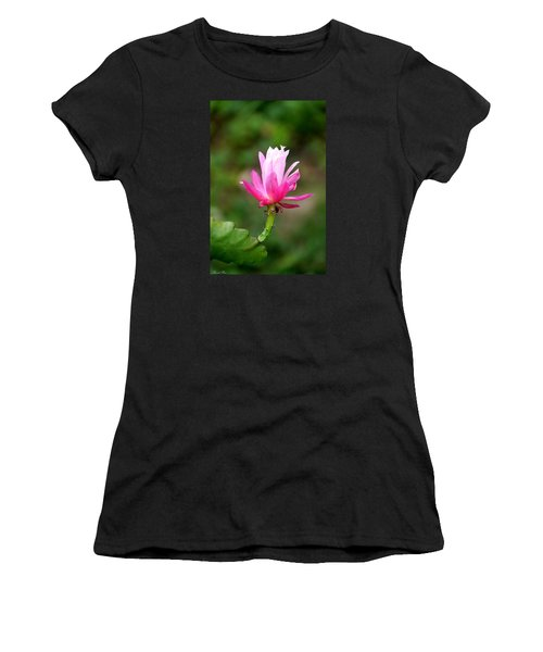 Flower Edition Women's T-Shirt (Athletic Fit)