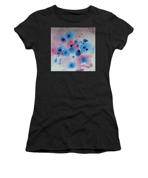 Flower Energies  Women's T-Shirt (Athletic Fit)