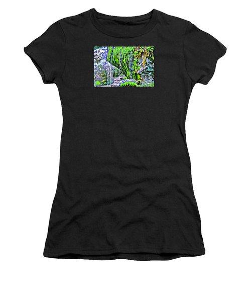 Flower Falls Women's T-Shirt