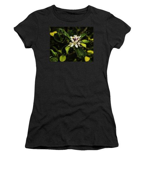 Flower Of The Lemon Tree Women's T-Shirt