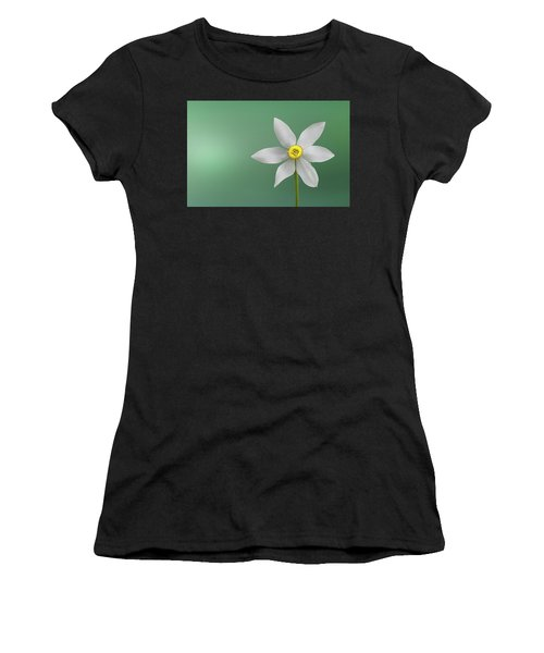 Flower Paradise Women's T-Shirt (Athletic Fit)