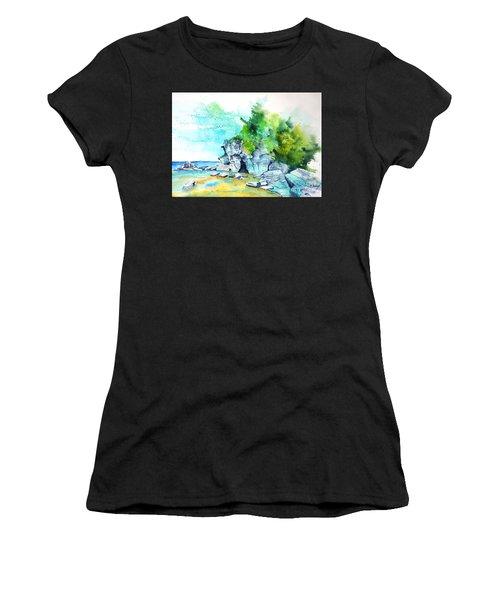 Flower Pot Island Women's T-Shirt