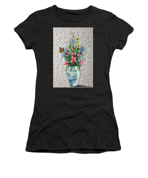 Flower Study Three Women's T-Shirt