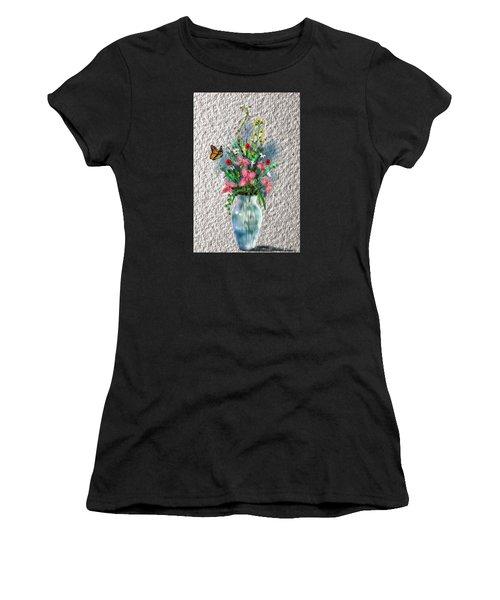 Flower Study Three Women's T-Shirt