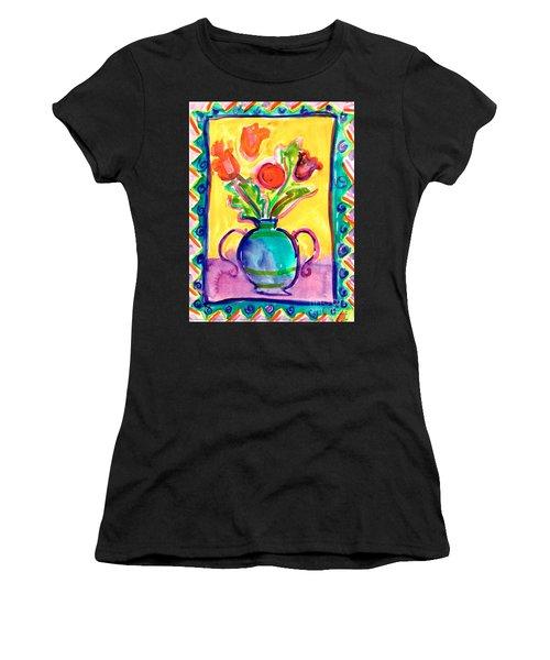 Flower Vase Women's T-Shirt